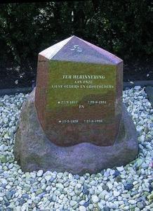 Urnensteen US-37 NW