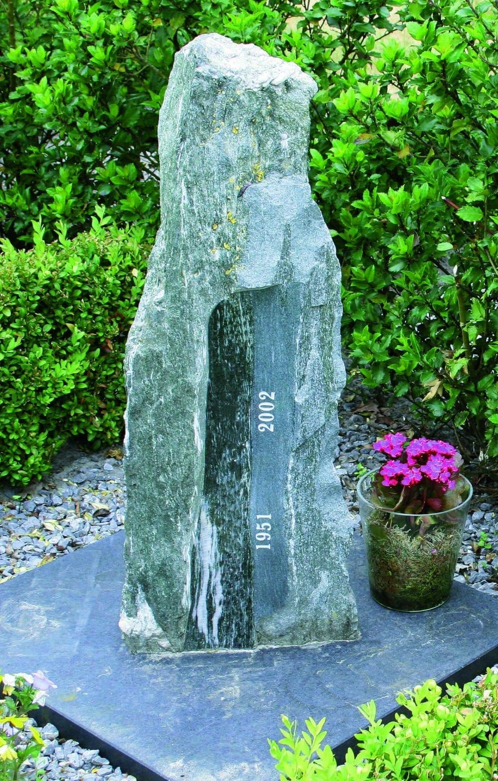 Urnensteen US-15 NW