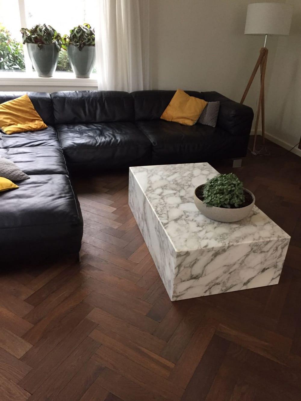 Tafel Van Marmer.Arebescato Marmeren Tafel Hutting Natuursteen