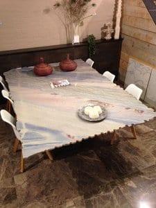 Azul imperial tafel