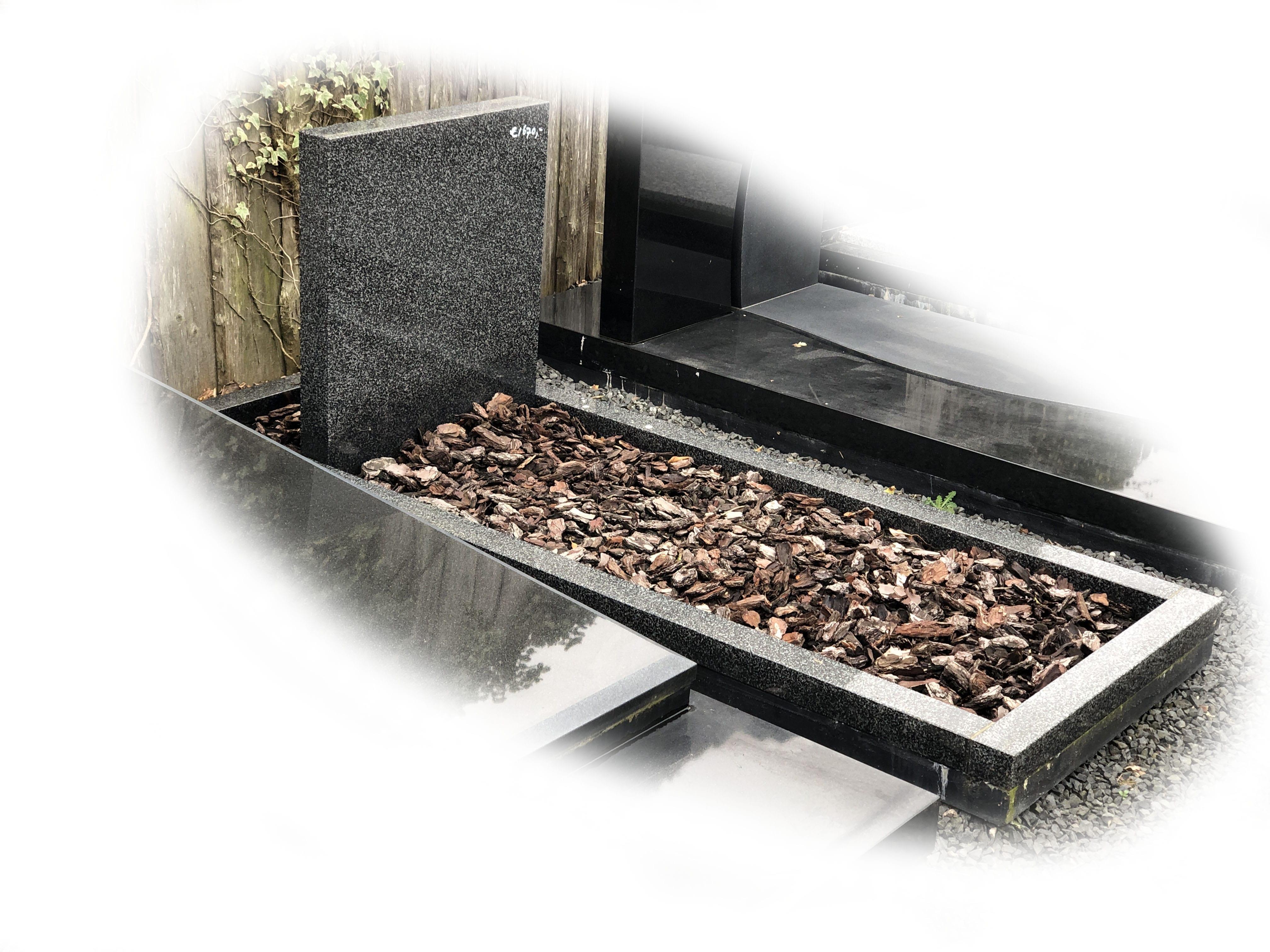 Grafsteen Busgowetz graniet 31
