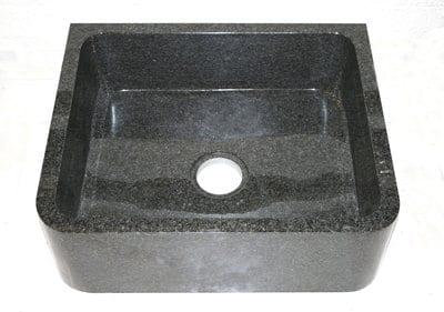 Spoelbak impala graniet