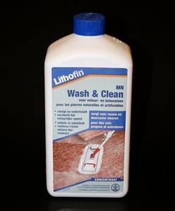 Wash & clean (lithofin)