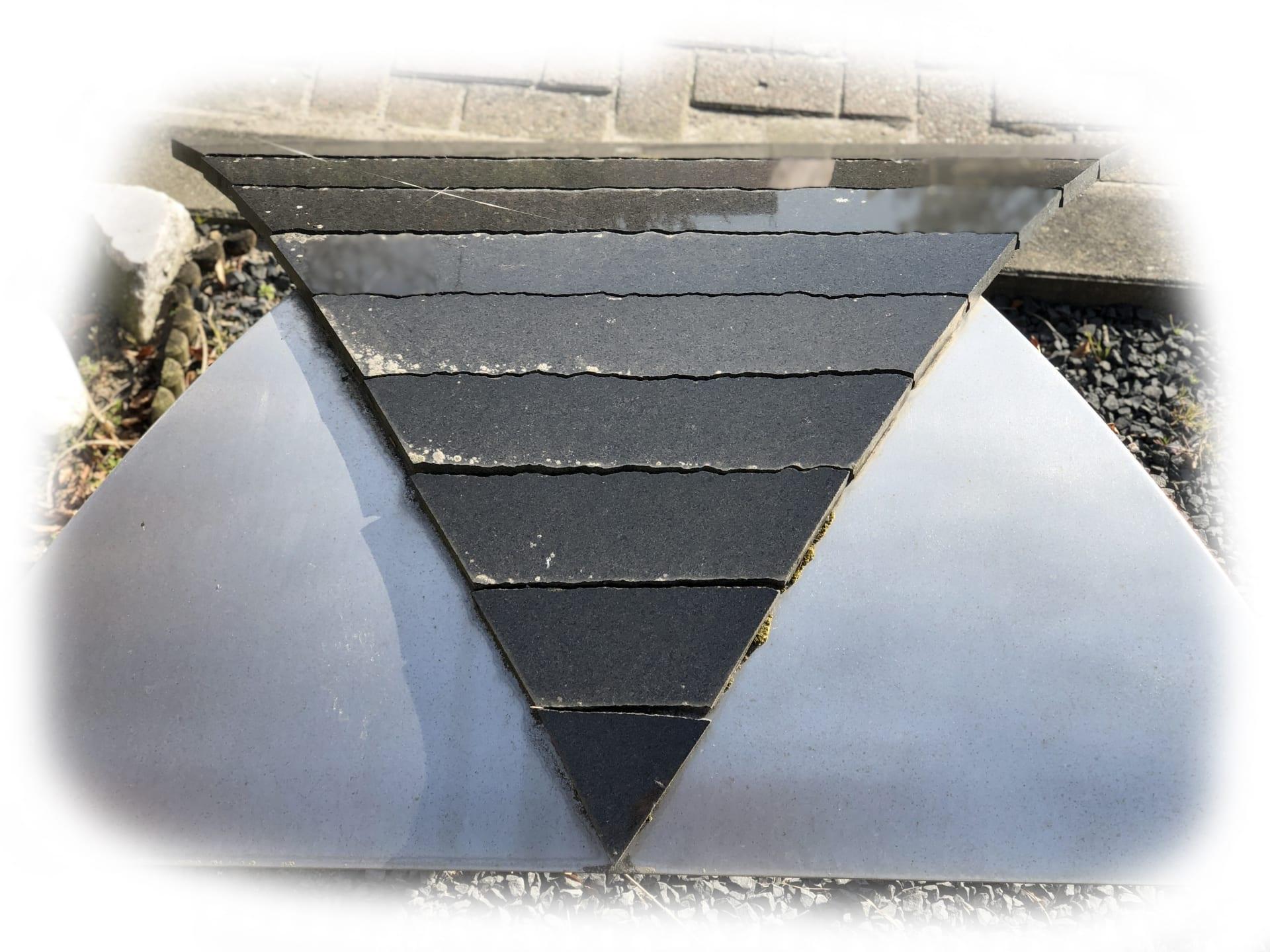 Twee driehoeken 130