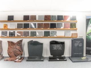Grafmonumenten en materialen