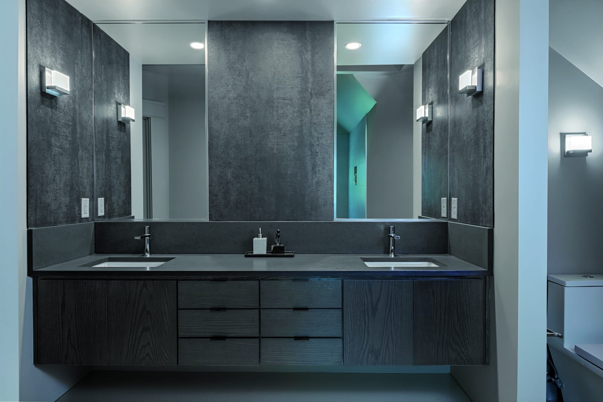 Neolith Iron Grey vloer