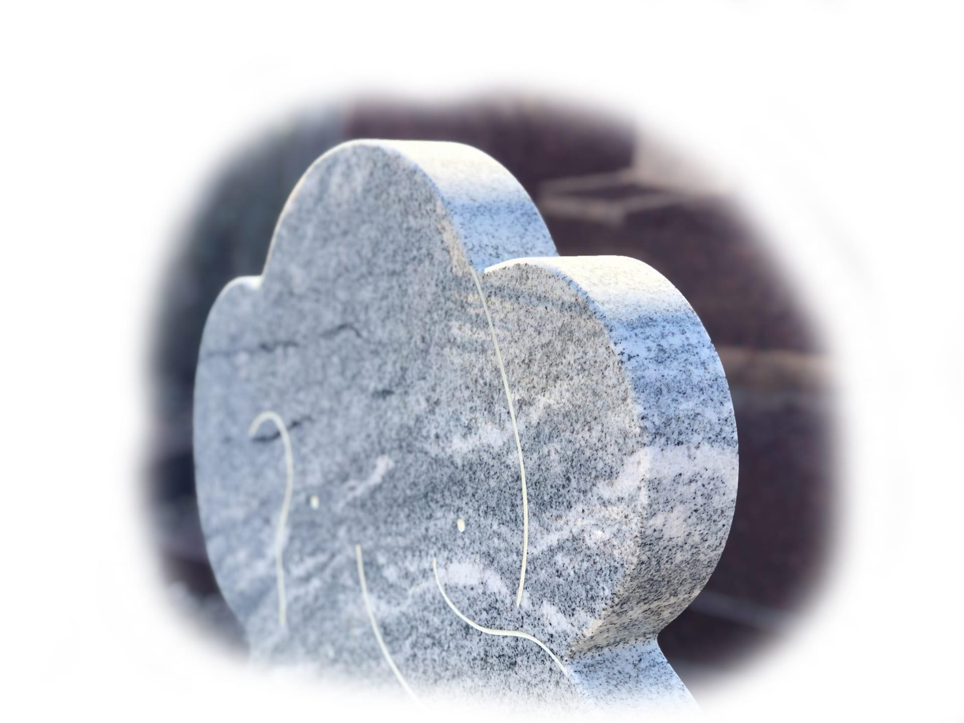 Grafsteen Viscount White graniet 82