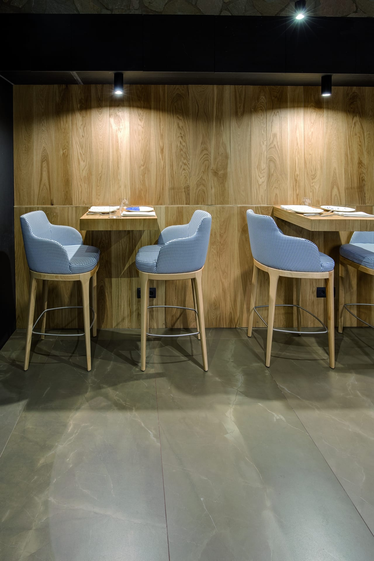 Neolith Pulpis vloer