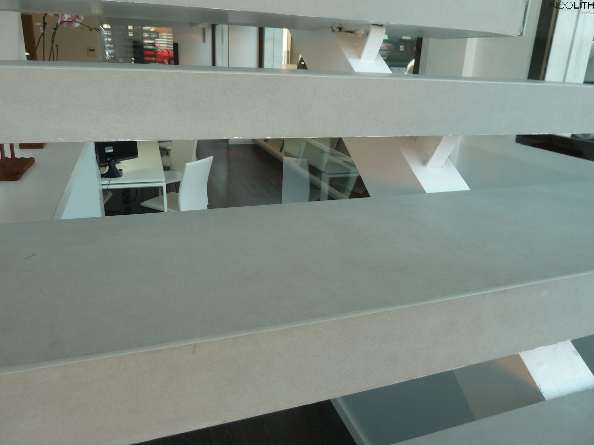 Neolith Phedra vloer