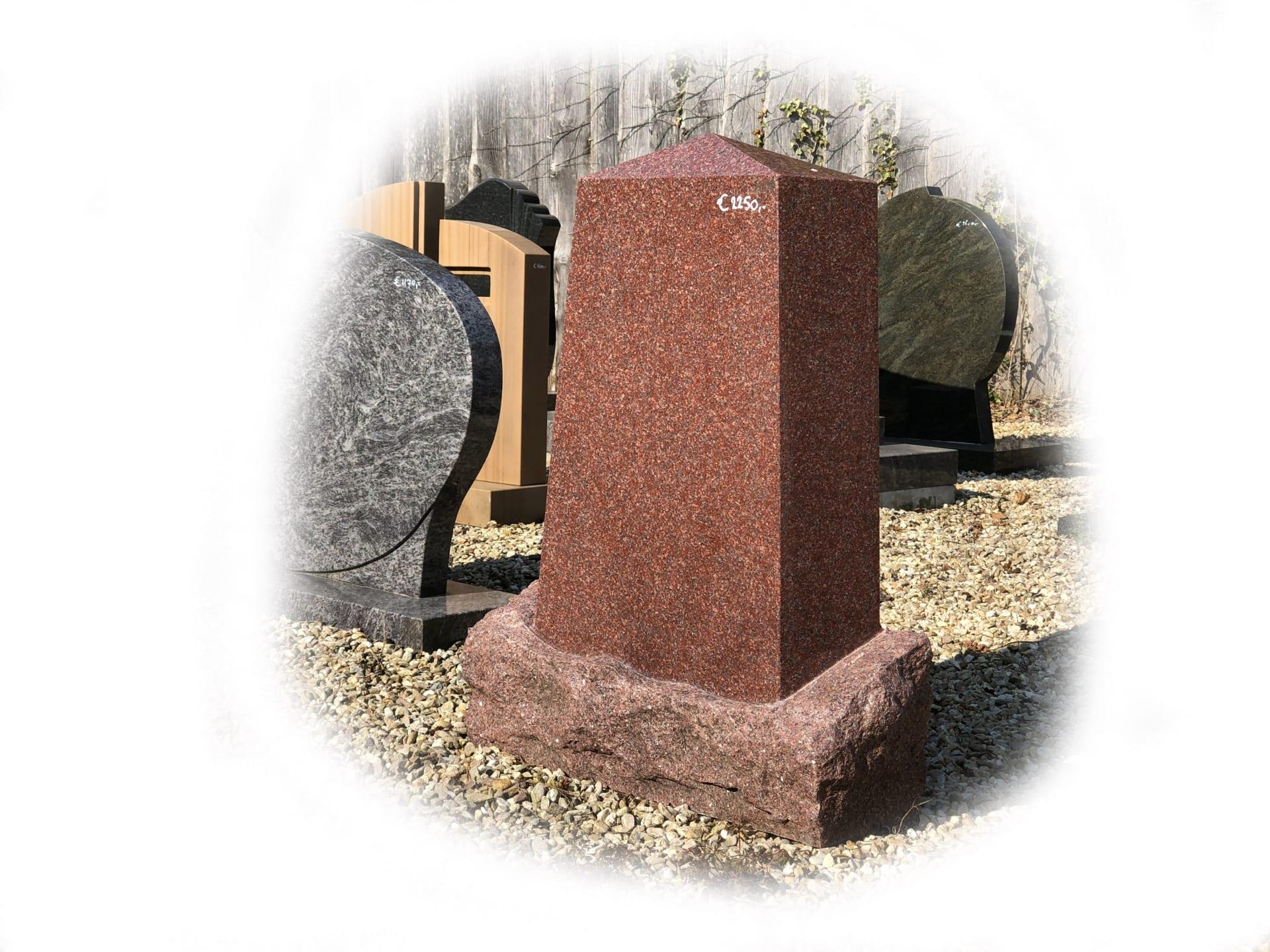 Imperial Red Graniet 84