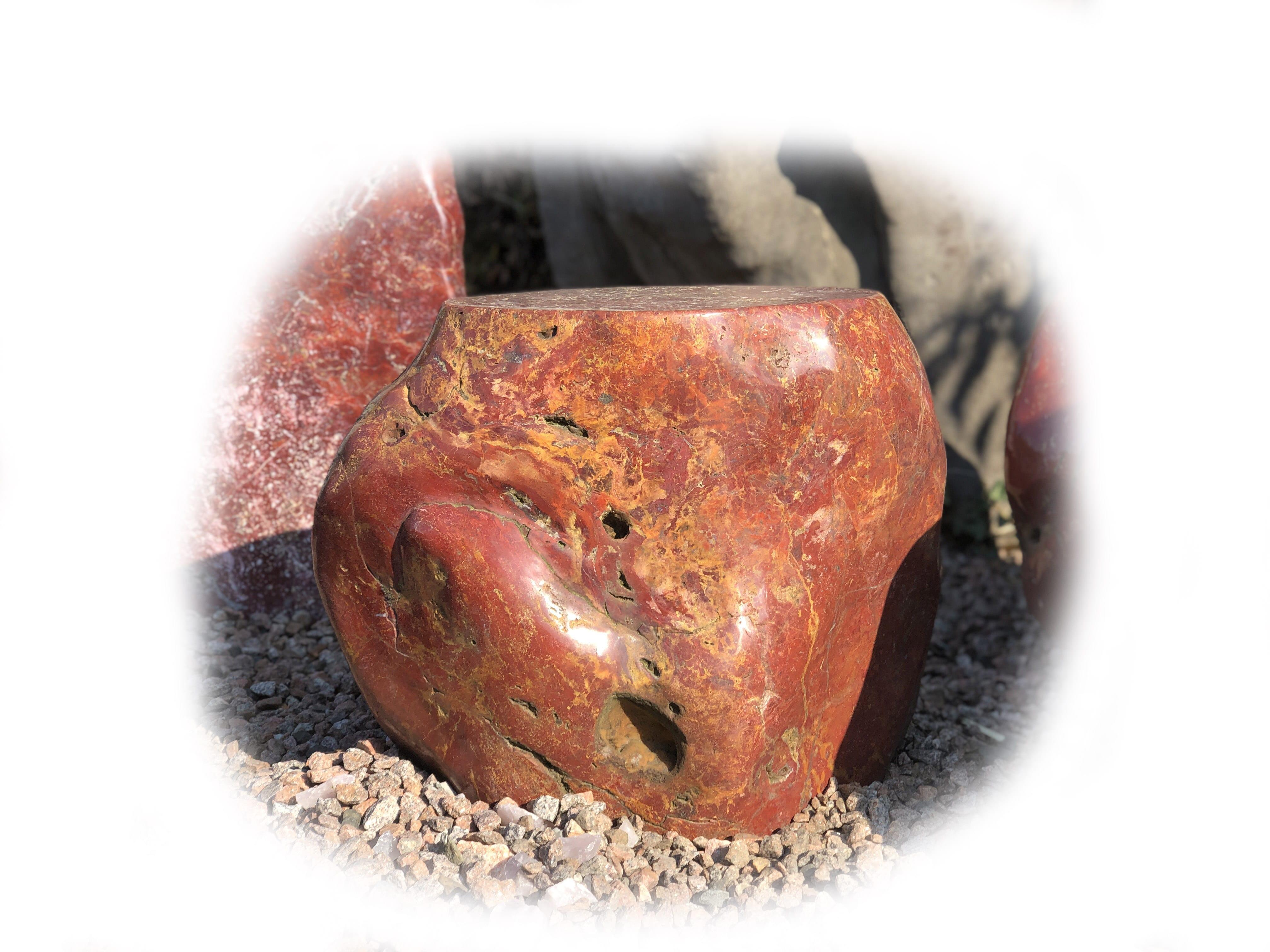 Jaspis Rood 8