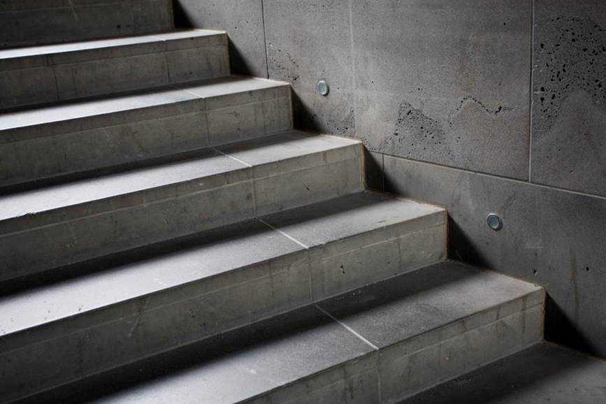 Natuursteen trappen