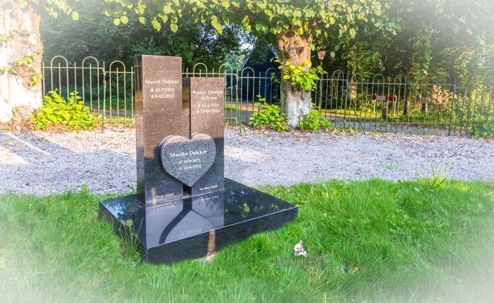 Duurzame grafstenen