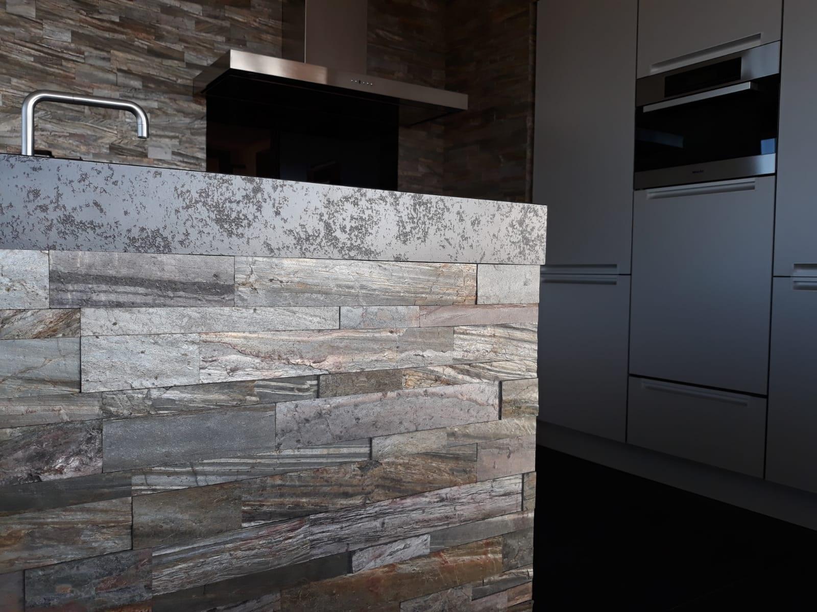 LEEUWARDEN – Rockwall natuursteen keuken