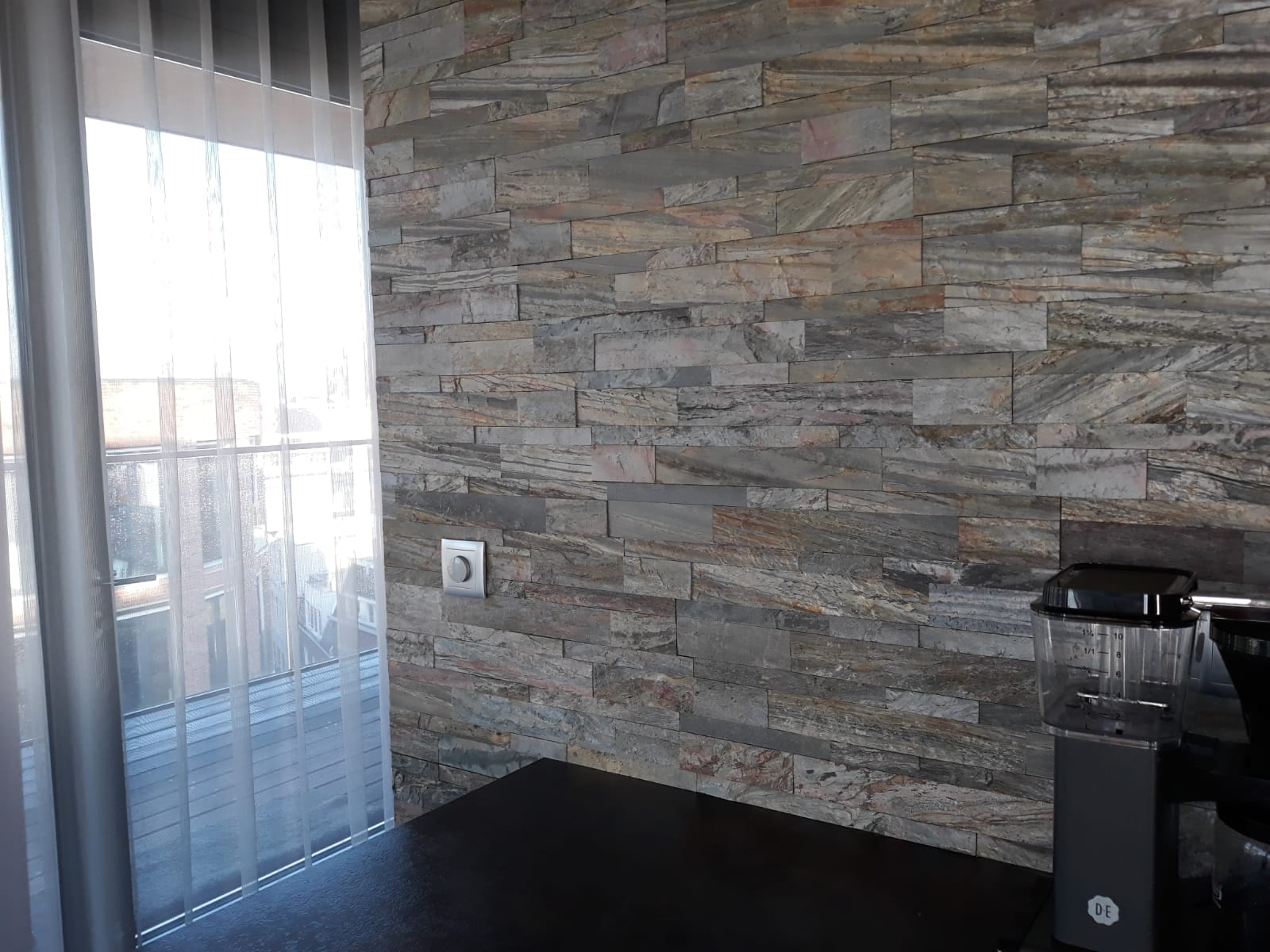 Rockwall natuursteen