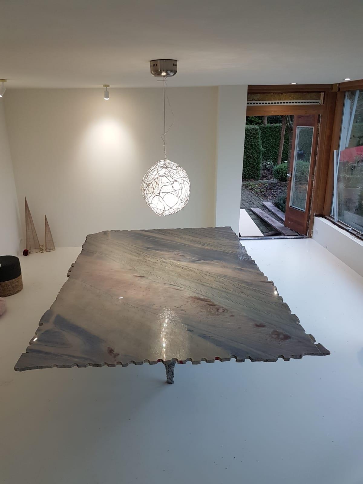 HEERENVEEN – Azul Imperial tafel